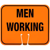 Cone Sign - Men Working