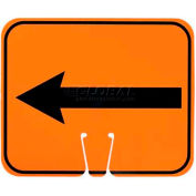 Cone Sign - Left Arrow