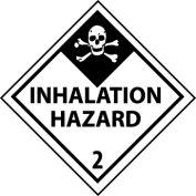 DOT Placard - Inhalation Hazard