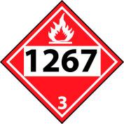 DOT Placard - 1267 3
