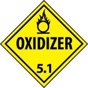DOT Placard - Oxidizer 5.1