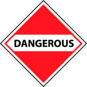 DOT Placard - Dangerous 10