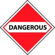 DOT Placard - Dangerous 10