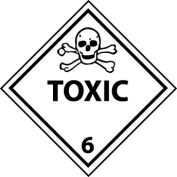 DOT Placard - Toxic 6