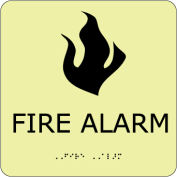 Glow Braille - Fire Alarm