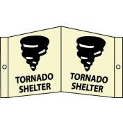 3D Glow Sign Acrylic - Tornado Shelter