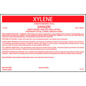 HazMat Container Labels - Xylene