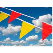 Pennant Flags - Red