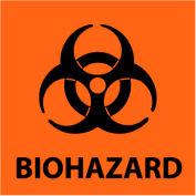 Graphic Safety Labels - Biohazard