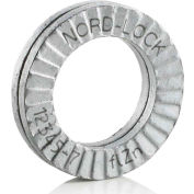 Nord-Lock 1079 Wedge Locking Washer - 316 Stainless Steel - M5 (#10) - Large O.D. - Pkg of 200