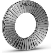 """Nord-Lock 1090 Wedge Locking Washer - 316 Stainless Steel - M8 (5/16"""") - Large O.D. - Pkg of 200"""