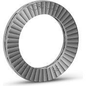 "Nord-Lock 1154 Wedge Locking Washer - 316 Stainless Steel - M80 (3-1/8"")"