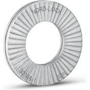 "Nord-Lock 1537 Wedge Locking Washer - Carbon Steel - Zinc - M16 (5/8"") - Large O.D. - Pkg of 4"