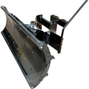 "Nordic Auto Plow Lightweight Rounded Edge 49"" Snow Plow: Lifted Frame Club Car Golf Carts - NAP-GCL3"