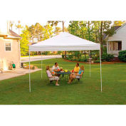 ShelterLogic, 22538, Pro Pop-up Canopy Straight Leg Cover 12ft. x 12 ft. white