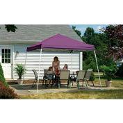 ShelterLogic, 22701, Sport Pop-up Canopy Slant Leg Cover 8 ft. x 8 ft. Purple
