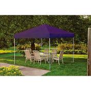 ShelterLogic, 22703, Pro Pop-up Canopy Straight Leg Cover 10 ft. x 10ft. Purple