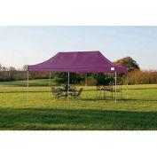 ShelterLogic, 22705, Pro Pop-up Canopy Straight Leg Cover 10 ft. x 20ft. Purple