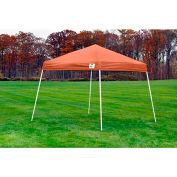 ShelterLogic, 22737, Sport Pop-up Canopy Slant Leg Cover 10 ft. x 10 ft. Terracotta