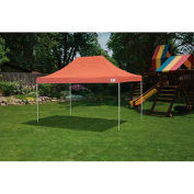 ShelterLogic, 22739, Pro Pop-up Canopy Straight Leg Cover 10 ft. x 15 ft. Terracotta