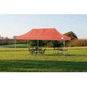 ShelterLogic, 22740, Pro Pop-up Canopy Straight Leg Cover 10 ft. x 20 ft. Terracotta