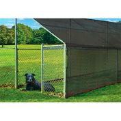 ShelterLogic, 25644, ShadeLogic Shade Cloth 25 ft. x 6 ft Black