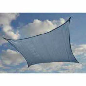 16 Foot Square ShadeSail - Sea