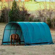 Equine Shelter 12' x 20' x 10'
