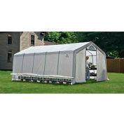 ShelterLogic, 70590, GrowIt Heavy Duty Walk-Thru Greenhouse Peak-Style 12 ft. x 20 ft. x 8 ft.