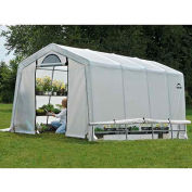 "ShelterLogic 70658 GrowIt® Greenhouse-in-a-Box®, 10' x 20' x 8', 1-3/8"" Frame Sz"
