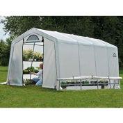 "ShelterLogic 70658 GrowIt® Greenhouse-in-a-Box®, 10' x 20' x 8', 1-3/8"" Frame Sz"