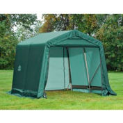 8x8x8 Peak Style Shelter - Green