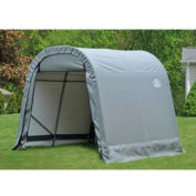 8x8x8 Round Style Shelter - Grey