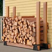 ShelterLogic® 90460 Firewood Rack Bracket Kit- Lumber Rack Series, 1/2'W x 3/7''H