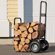 ShelterLogic® 90490 Haul-It Rolling Firewood Cart, 2-1/6'L x 1-4/5'W x 3-4/7'H