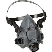 5500 Series Low Maintenance Half Mask Respirators, NORTH SAFETY 550030L