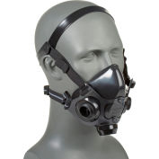 North by Honeywell 770030M, 7700 Series Half Mask Respirators, Medium