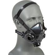 North by Honeywell 770030M, 7700 Series Half Mask Respirators, Medium