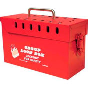 Group Lock Boxes, NORTH SAFETY GLB03/E