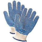 Grip N PVC Coated Gloves, NORTH SAFETY K511M, 12-Pair