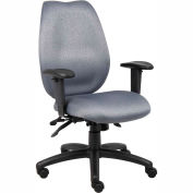 High Back Task Chair - Gray