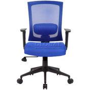 Boss Mesh Task Chair - Blue