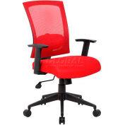 Boss Mesh Task Chair - Red