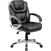 Boss NTR Executive Mid Back LeatherPlus™ Chair