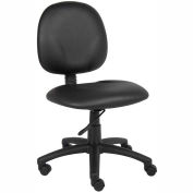 Diamond Task Chair Caressoft Black