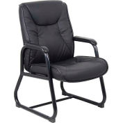 Boss Chairs@Work Guest Chair - Black