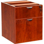 Boss 2 Hanging Pedstal - 3/4 Box/File, Cherry