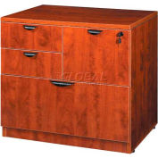 "Boss Combo Lateral File 31"" x 22"", Cherry"