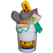 ENPAC® 5 Gallon Econo Safety Pail Spill Kit - Universal, 13-5PKU