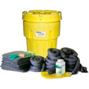 ENPAC® Envirosalv™ Locking 95 Gallon Spill Kit, Universal